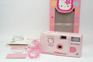 [MINT]Fujifilm fuji Hello Kitty Epion APS Film Camera Sanrio From JAPAN #210412
