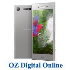 NEW Sony Xperia XZ1 Dual G8342 64GB Silver 4G 19MP Unlocked Phone 1 Year Au Wty
