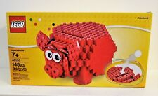 New Lego Exclusive 2015 Piggy Coin Bank Set 40155 Factory Sealed Excellent