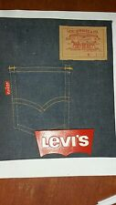 AUTHENTIC  ORIGINAL Levis sign Real Denim & Patch 501s SMITH PACIFIC 25001073