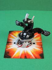 Bakugan Meta Dragonoid black Darkus 910G Mechtanium Surge S4