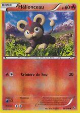 Hélionceau Reverse - XY2:Etincelles - 19/106 - Carte Pokemon Neuve Française