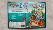 The Singing Kettle: Deep Sea Adventures DVD RARE UK R0-ALL VGC FAST POST KIDS