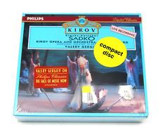 Sadko Rimsky-Korsakov Opera Classical CD Set, Philips, Kirov Brand New, Sealed