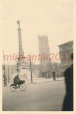 Foto, Wehrmacht in Paris Dez. 1940, Blick auf die Siegessäule; 5026-175