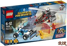 LEGO® Super Heroes: 76098 Speed Force Freeze Verfolgungsjagd & 0.-€ Versand NEU
