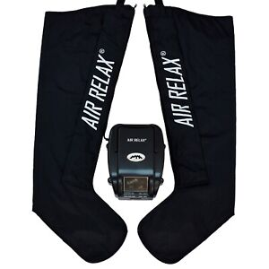 AIR RELAX MODEL AR-2.0 LEG RECOVERY SYSTEM - DYNAMIC COMPRESSION MASSAGE BOOTS