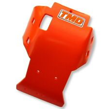 TM Designworks KTMC-252-OR orange skid plate for 2012-2016 KTM 250/300 SX XC XCW