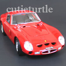 Bburago Original Series Ferrari 250 GTO 1:18 Diecast Model Car 18-16602 Red