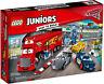 LEGO Juniors - 10745 Finale Florida 500 / Florida 500 Final Race - Neu & OVP