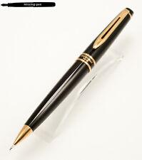 Waterman Expert Twist Mechanism Pencil (0.5 mm) in Black-Gold