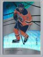 2019-20 SP Game Used 28 Leon Draisaitl /275 Edmonton Oilers