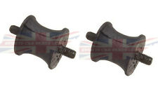 New Pair of Gearbox Transmission Mounts MG Midget 1500 1975-1979