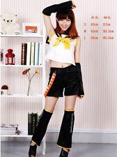 Vocaloid Kagamine Rin Anime Vocaloid 2 Juegos con disfraces Disfraz #8