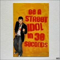 Avant Card #10981 Streetidol Telstra Street Idol 2006 Postcard (P503)