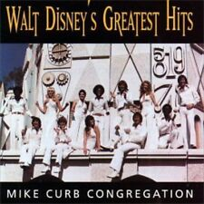 New: MIKE CURB CONGREGATION - Walt Disney's Greatest Hits CD