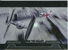 Star Wars Galactic Files 2 Honor The Fallen Chase Card HF-7 Battle of Yavin