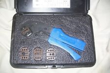 Professional Cable Tool Kit  Coaxial Crimp TK 4150  Sargent / Tesco 41726