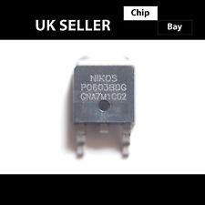 2x P0603BDG P0603BD P0603 N-Channel Logic Level Enhancement Mode FET IC Chip