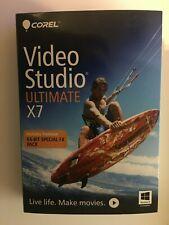 Corel VideoStudio Ultimate X7 - Boxed Version (2 Disk Set)