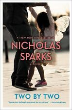 Two by Two Nicholas Sparks Paperback Book - Brand New - FREE Trackable Shipping