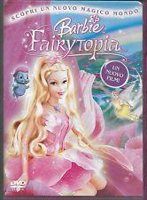 Barbie. Fairytopia (2004) DVD