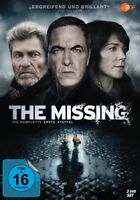 STAFFEL 1 - THE MISSING   3 DVD NEU !