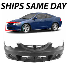NEW Primered - Front Bumper Cover Replacement for 2002 2003 2004 Acura RSX