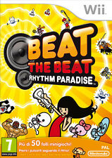 Beat the Beat-rhythm Paradise Nintendo Wii it import Nintendo
