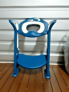 Potty Training Seat Toilet with Step Stool Ladder for Kids Boys Girls Toddlers