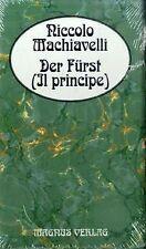 Der Fürst / Il principe von Machiavelli, Niccolò, B... | Buch | Zustand sehr gut