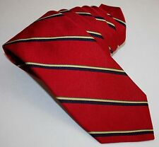 NWT Brooks Brothers Red Striped Tie