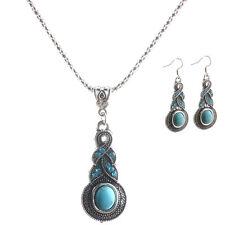 Turquoise Fashion Jewellery Sets