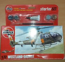 Airfix, 1:72, Westland Gazelle starter set (A50084) Brand new, sealed