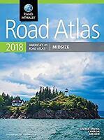 2018 Rand McNally Midsize Road Atlas (Rand McNally Road Atlas Midsize)