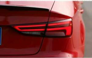 Audi A3/S3/RS3 (8V) Dynamic Sweeping Indicator Rear Tail Light Set
