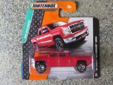Pick-ups miniatures pour Chevrolet 1:64