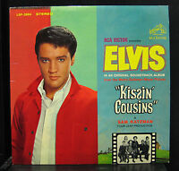 Elvis Presley - Kissin' Cousins LP VG+ LSP-2894 RCA Victor 1964 Vinyl Stereo USA