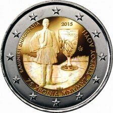 GRECIA 2 euros 2015 S/C  75 Años de la muerte de Spiridon Louis