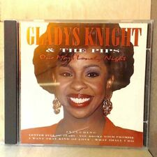Gladys Knight & The Pips - One More Lonely Night (CD, 1998 Pegasus) 7587