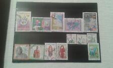 Lote de sellos de Tunez