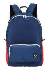 2018 NWT NIXON WATCHES EVERYDAY BACKPACK 2 $45 Red White Blue Regulus Ascender