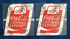 Lextra 2004-2010 Coca Cola English Football League Player Issue Patch Set