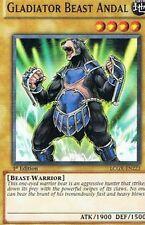Gladiator Beast Andal (Andal Bete Gladiateur ) Yu Gi Oh C LCGX-EN223