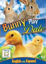 Bunny Play Date (DVD, 2011) Languages: English & Spanish-62 Minutes- All Ages