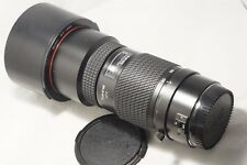 Tokina AT-X 828 AF 80-200mm F2.8 for Canon As-Is [4701302]