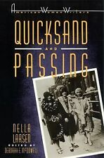 Quicksand and Passing by Nella Larsen (1986, Paperback)
