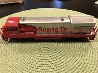 Bachmann GE Diesel Locomotive Santa Fe #350 HO Scale Train Engine