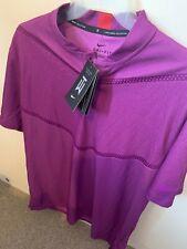 Nike Dri-Fit Tiger Woods Blade Golf Polo Shirt - adult m standard fit