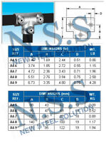40NB PIPE FITTING-11YY THREE SOCKET TEE GALVANISED STEEL CLAMP
